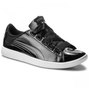 PumaVikky Ribbon P Black