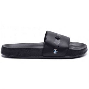 Papuci Puma BMW Leadcat Black