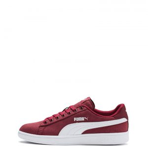 Puma Smash Leather v2  Red