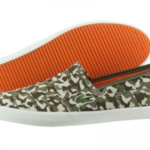 Lacoste Marice Slip On Army
