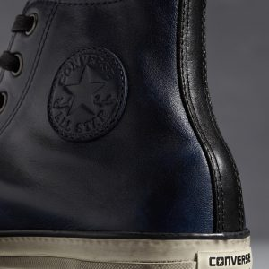 Converse Chuck taylor burnished leather high top