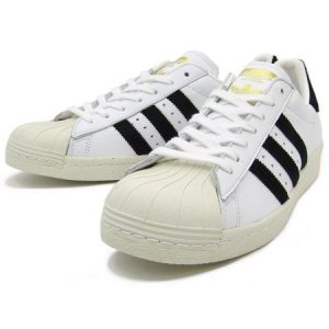 Adidas Superstar 80's Legendary White