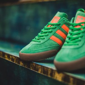 Adidas Clover Jeans Green