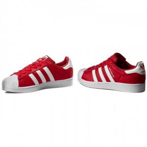 Adidas Originals Superstar Red